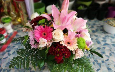 ¿Sabes qué flor regalar en cada momento?